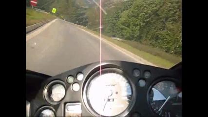 Ускоряване на Black Rider Bludenz - Nenzing