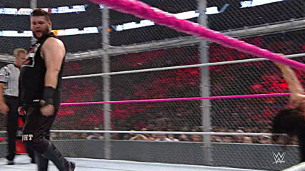 Kevin Owens vs. Seth Rollins - Universal Title Hell in a Cell Match: WWE Hell in a Cell 2016 (Full Match)