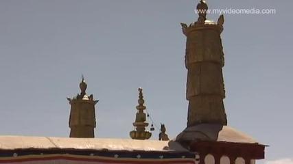 * Тибет * Ласа - Потала Палас - Дворецът на Далай Лама