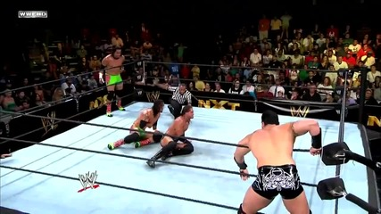 The Usos vs. The Ascension