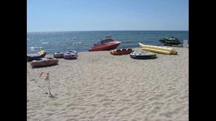 Kranevo - Extreme sports hotel Palma, джетове на плажа в Кранево