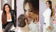Откровението на една красива и млада баба: Глория с първо интервю след раждането на Галина