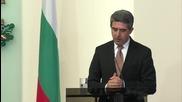 Плевнелиев: Няма предложение от САЩ за разполагане на войска у нас
