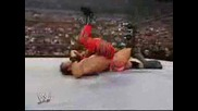Randy Orton vs. Chris Benoit (summerslam 04)