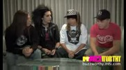 Mtv Buzzworthy - Tokio Talks Rats And Tats