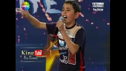 Yetenek Sizsiniz Turkiye - Vedat Kazaz - Arabesk Rap 12 Kas_m 2011
