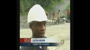 Nobody Can Cross It, Tvj News Jamaican Twanging