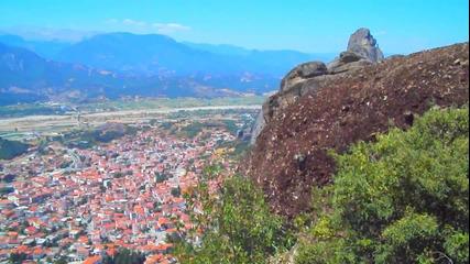 Метеора, Гърция - лято 2011