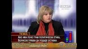Мария Капон при Велизар Енчев