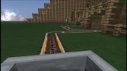 Minecraft Rollcoaster