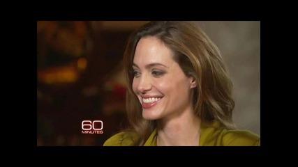 Angelina Jolie and Naomi Watts