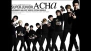 1109 Super Junior - A-cha[5 Album-repackage]full