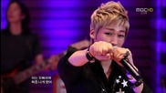 M.i.b - Only Hard For Me @ Music Core (30.06.2012)