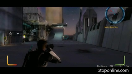 Battlefront 3 Mission 2 Coruscant