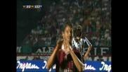 Сиена 1 - 2 Милан (22/08/09) *hq*