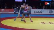 Иво Ангелов стана световен шампион по борба