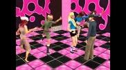 Avril Lavigne - Girlfriend - Sims Version