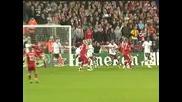 08.04.2008 Liverpool - Arsenal 4:2 (Всичките Голове!!!)