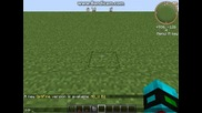 Minecraft - Как се прави Huge Mushroom House без мицел!!!! (без модове)
