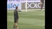 Преди дербито Милан - Интер