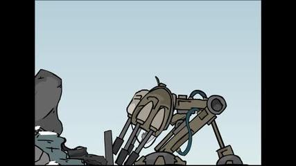 Анимация - Stickman Fight