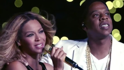Jay Z feat. Beyonce - Forever Young & Halo Live + Превод