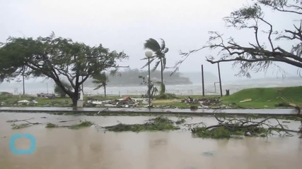 Aid Worker in Cyclone-hit Vanuatu: 'Holding on for Dear Life'