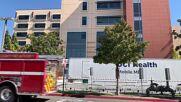 USA: Bill Clinton in California hospital for non-COVID infection