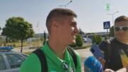 Кирил Десподов: Олимпиакос е голямо име, но и Лудогорец е такова