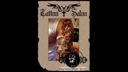 pit bull - tattoos