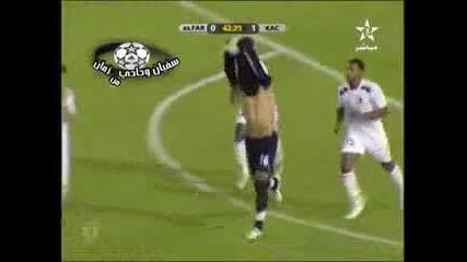 Вратар пуска смешен гол и си каза: Стига!
