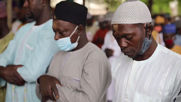Nigeria: Hundreds gather for Eid-al-Fitr prayers as religious gathering ban temporarily loosened