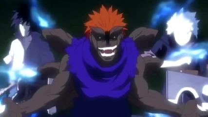 Sasuke Vs Raikage Amv [ H D]