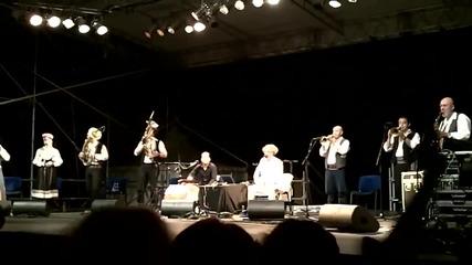 Goran Bregovic - Hopa cupa - (LIVE) - (Castello di San GiustoTrieste 20-07-2012)