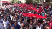 Turkey: Protest march held after bomb attack in Elazig