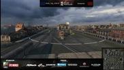 Game Ninja Wot: Dulo_bg_clan2 vs. Kokerite