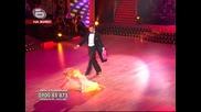 Нети и Александър Докулевски - Dancings Stars 06.10