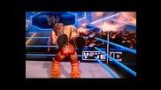 Wwe All Stars Rey Mysteriо Vs Ultimate Warrior