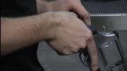 Руснака стреля с най - мощното ръчно оръжие на света ( високо качество )