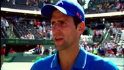 The 2015 Sony Open Tennis Champion - Novak Djokovic