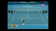 Wta Brisbane Жустин Енен - Надия Петров 7 - 5 7 - 5