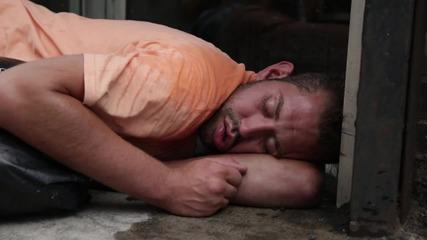 Как живее един бездомен в Ню Йорк