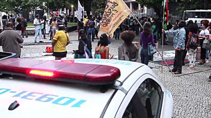 Brazil: Rio protesters decry deadly police raid in Jacarezinho favela