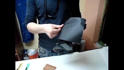 Облепване с карбоново фолио на 3м