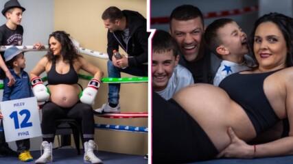 Изненада: Тервел Пулев стана баща за трети път!