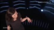 Текст!страната победител на Евровизия! (германия) - Lena - Satellite