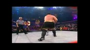 T N A Against All Odds 2010 - Aj Styles vs Samoa Joe (част 2)