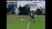 Съдийска гавра с Барселона. Отменен редовен гол на Ривалдо срещу Реал Мадрид