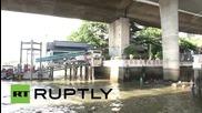 Тайланд: Полицията в Бангкок търси доказателства от бомба във водите на пристанището