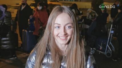Боряна Калейн: Чудесен старт, надявам се така да продължи до края